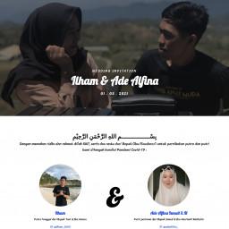Ilham & Ade Alfina