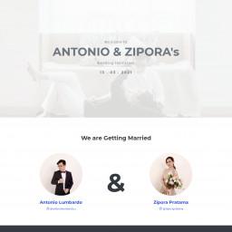 Antonio & Zipora