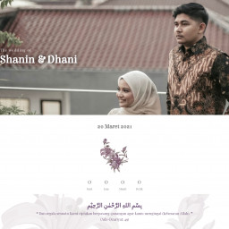 Shanin & Dhani are getting married!