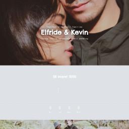 Elfride & Kevin Wedding
