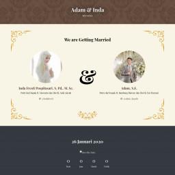 Adam & Inda