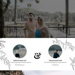 Indah & Syahril