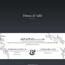 Dinsa & Aditya