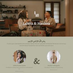 Labitta & Maulana's Wedding