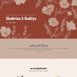 Shabirina & Raditya