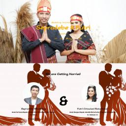 Sepradebe & Putri Wedding