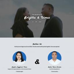 Brigitta & Dimas