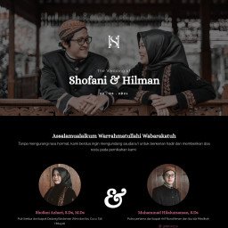Shofani & Hilman Wedding