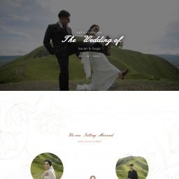 The Wedding of Sarah & Gogo