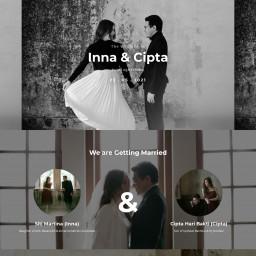 The Wedding of Inna & Cipta