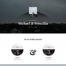 Michael & Priscillia