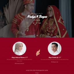 Nadya & Bagas