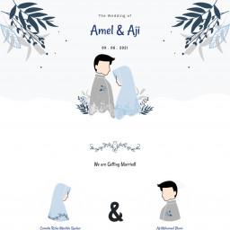 Amel & Aji