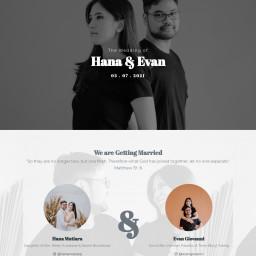 Hana & Evan