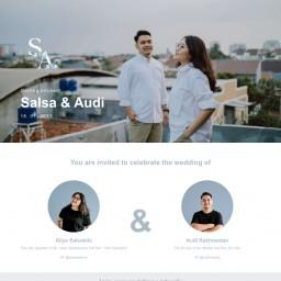 Salsa & Audi's Wedding