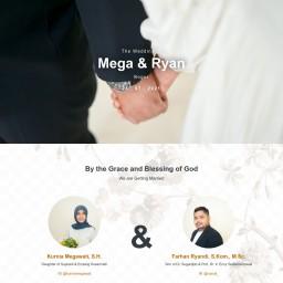 The Wedding of Mega & Ryan