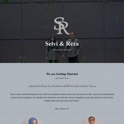 The Wedding of Selvi & Reza