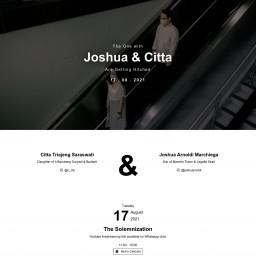 Joshua & Citta