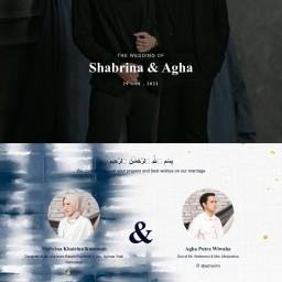 Shabrina & Agha