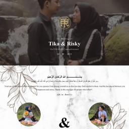 Wedding of Tika & Risky