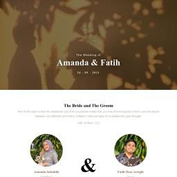 Amanda & Fatih
