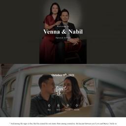 Venna & Nabil's Wedding