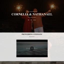 The Wedding of Cornelia & Nathanael