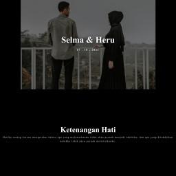 Selma & Heru Wedding